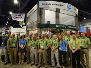 At Waste Expo 2012