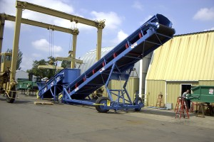 Hot Ash Conveyor