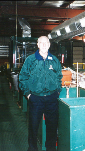 Krause Manufacturing Team History
