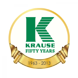 Krause-logo-50-years-